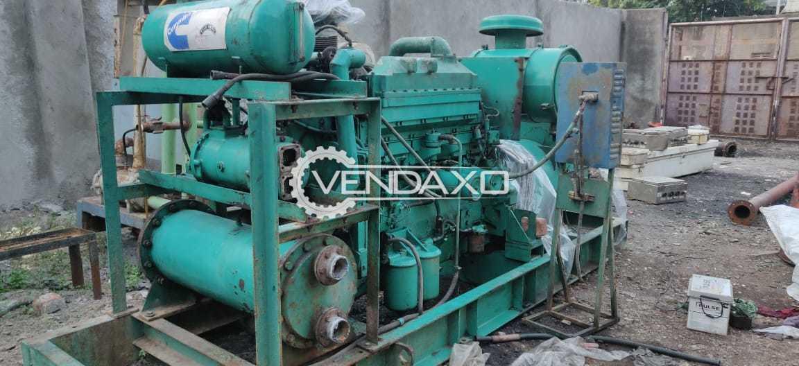 Cummins Kta 19 Diesel Generator - 625 Kva