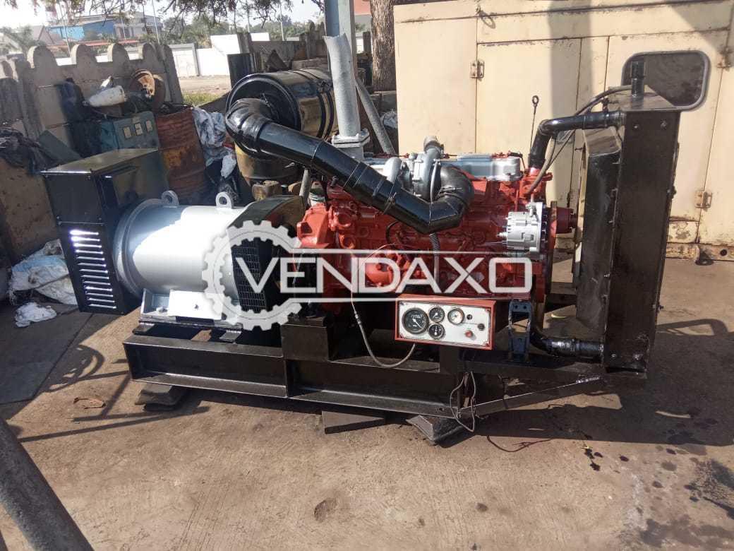 Crompton Greaves Diesel Generator - 125 Kva