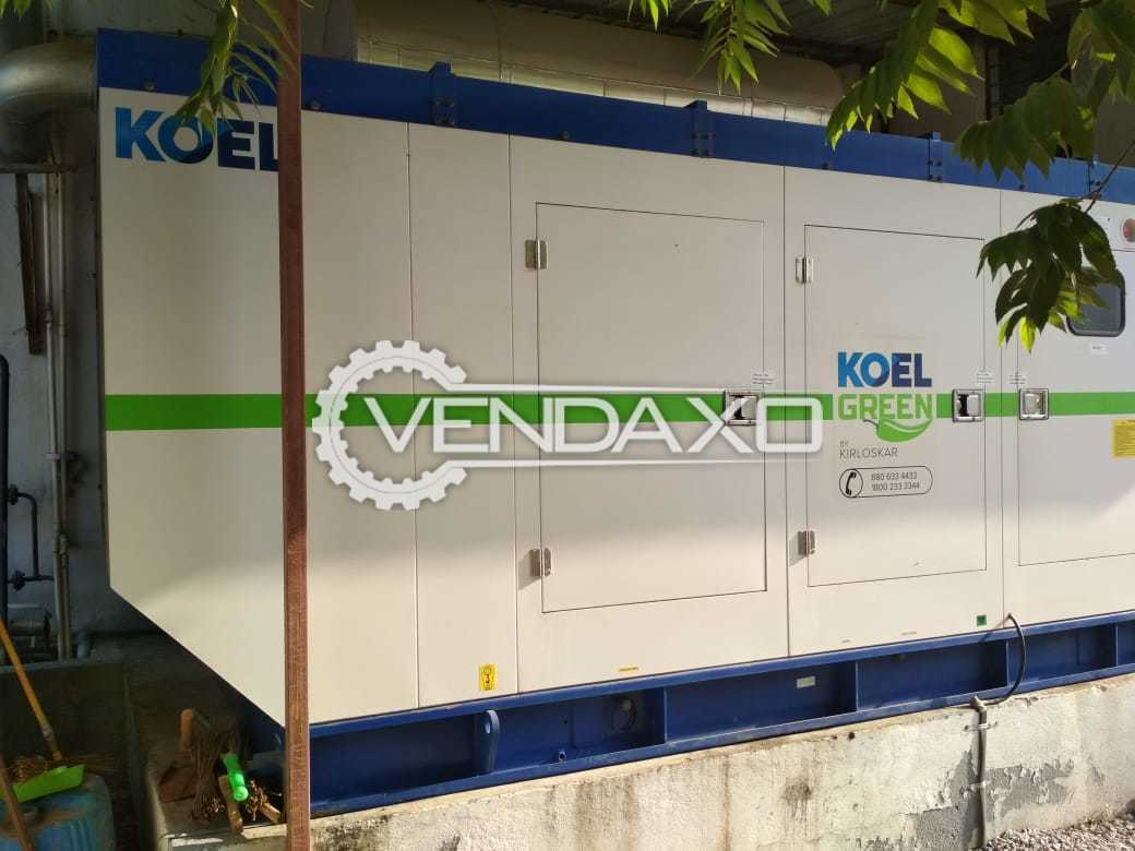 Kirloskar Oil & Engine Diesel Generator - 200 Kva, 2018 Model