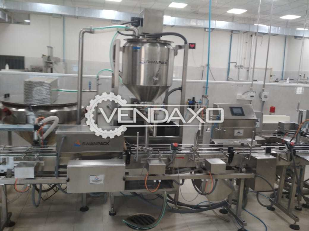 Avaialble For Sale CCW300 Pickled Machine - 300 Liter