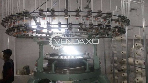 Unitex Knitting Machine - 30""