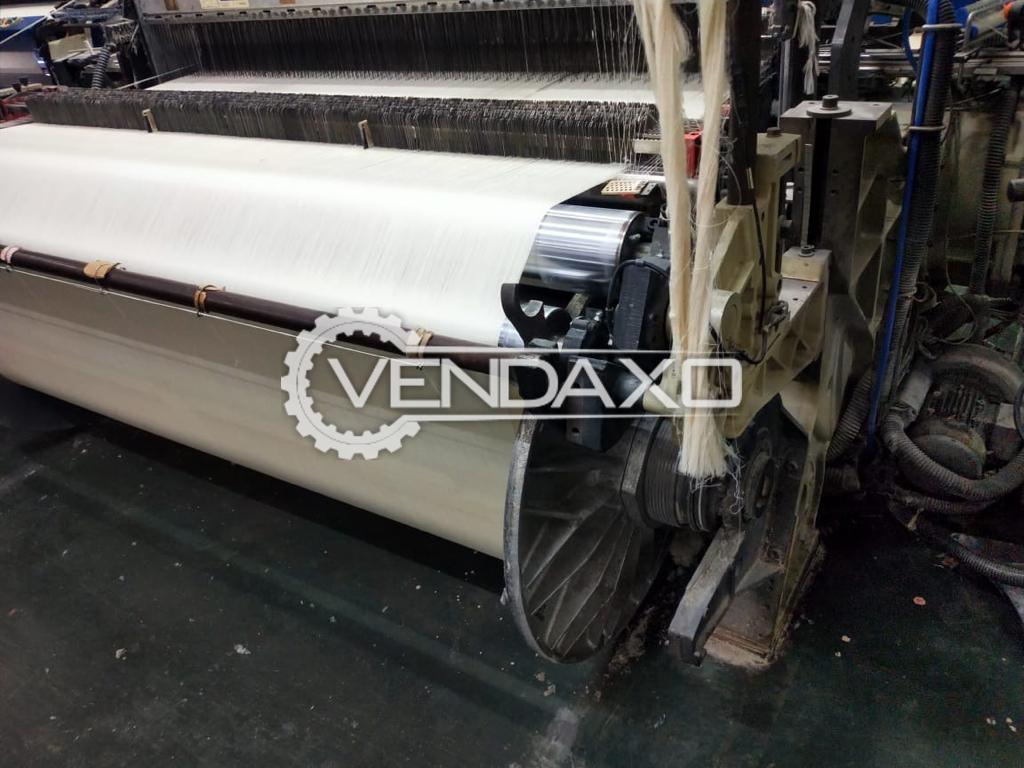 12 Set OF Picanol Optimax 6R190 Rapier Loom Machine - 190 CM