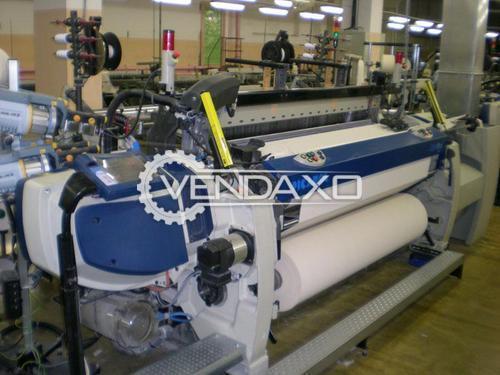 Picanol Optimax-J-R Rapier Looms Machine - 220 CM, 8 Colour