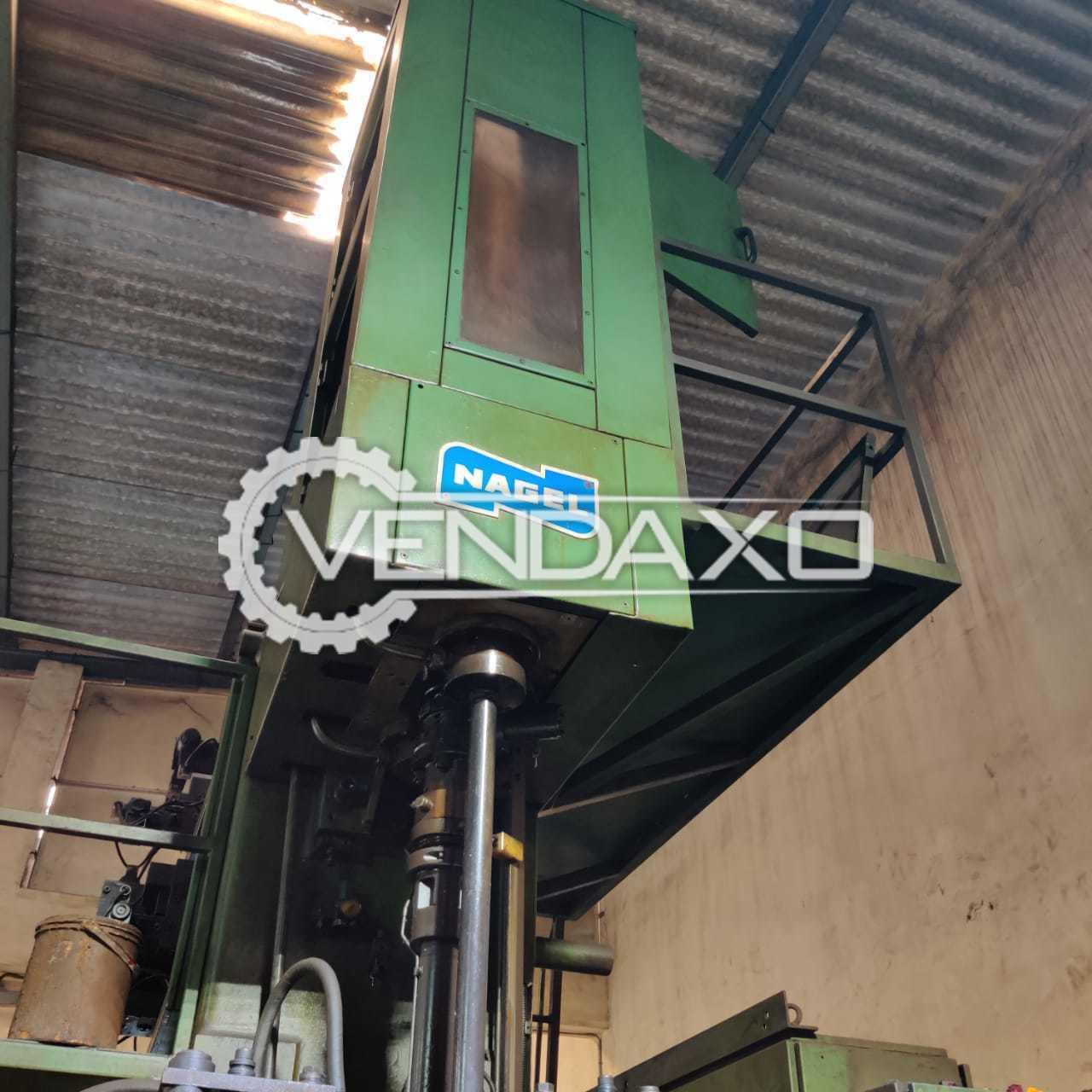 Nagel Vertical Honing Machine - 50 to 200 mm