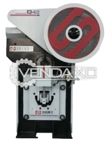 WMW Erfurt Q42-500B Billet Shearing Machine - Max Cutting Force : 5000 KN