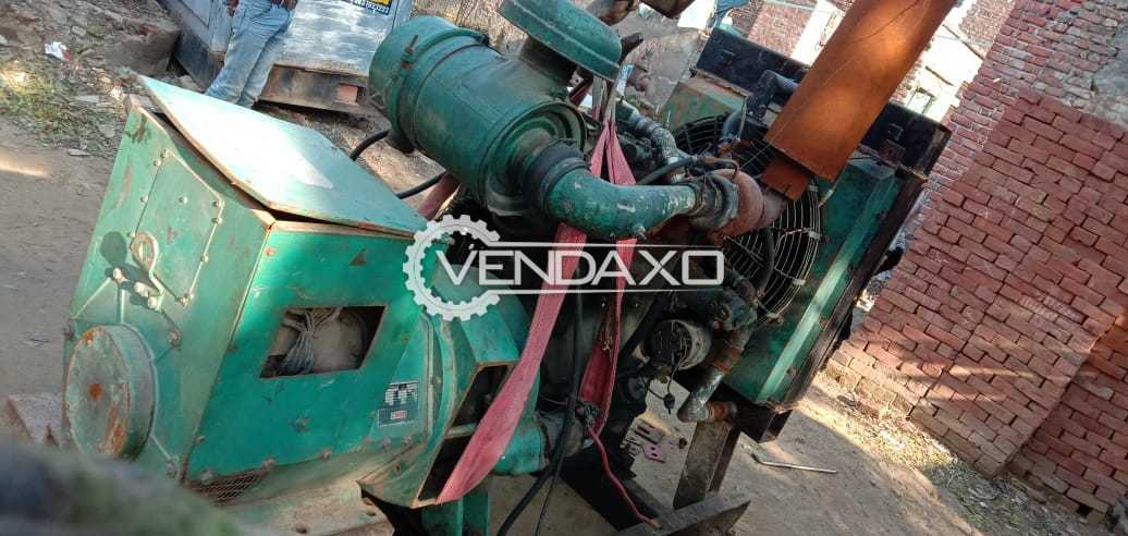 For Sale Used Stamford Alternator - 160 Kva, 2004 Model