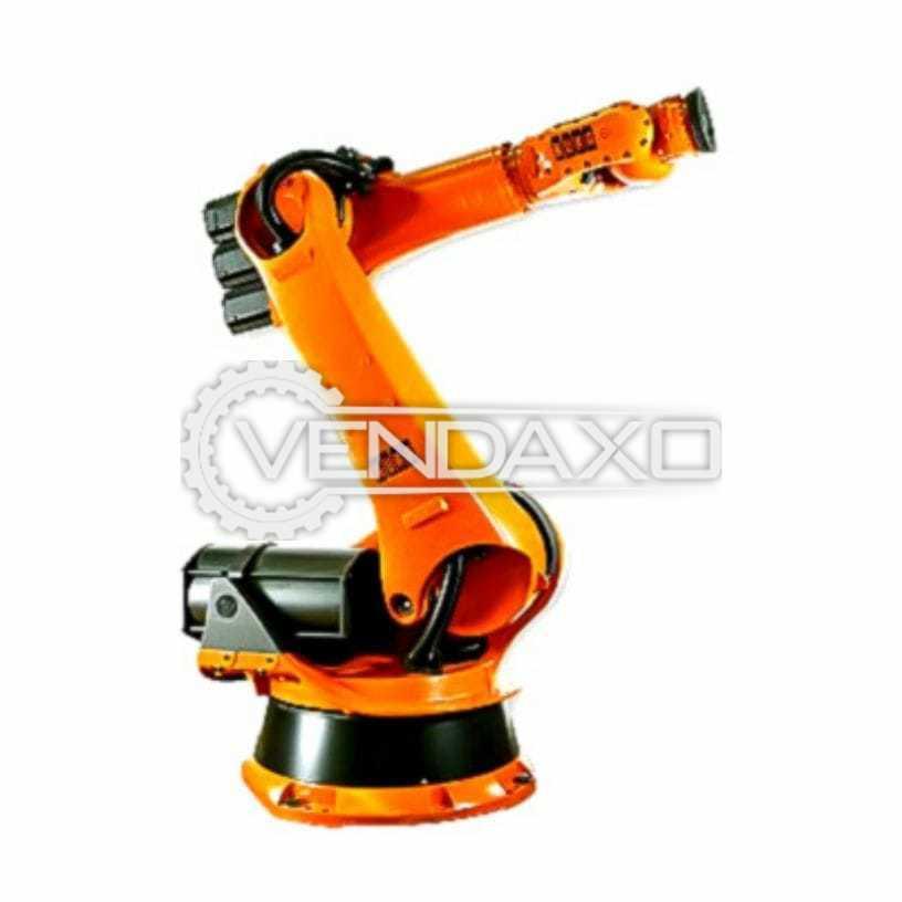 KUKA KR 210 Robot Welding Machine - Max. Payload : 210 Kg