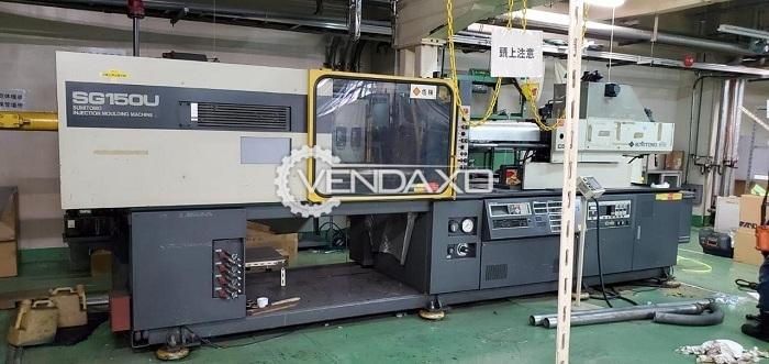 Sumitomo SG150U Injection Moulding Machine - 150 Ton