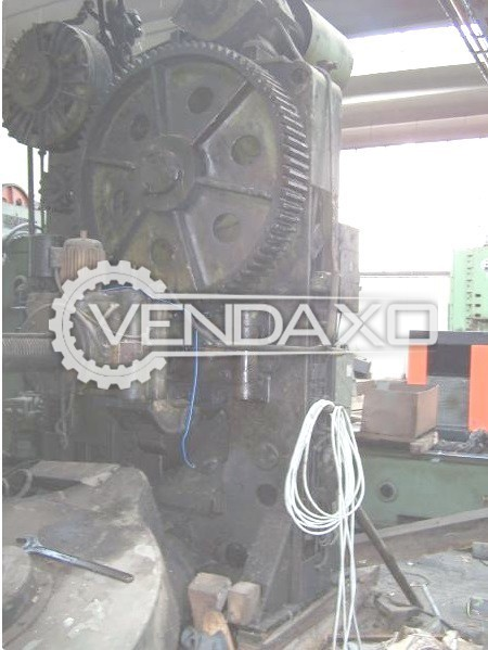 WMW D100 Billet Shearing Machine - Capacity : 315 Ton