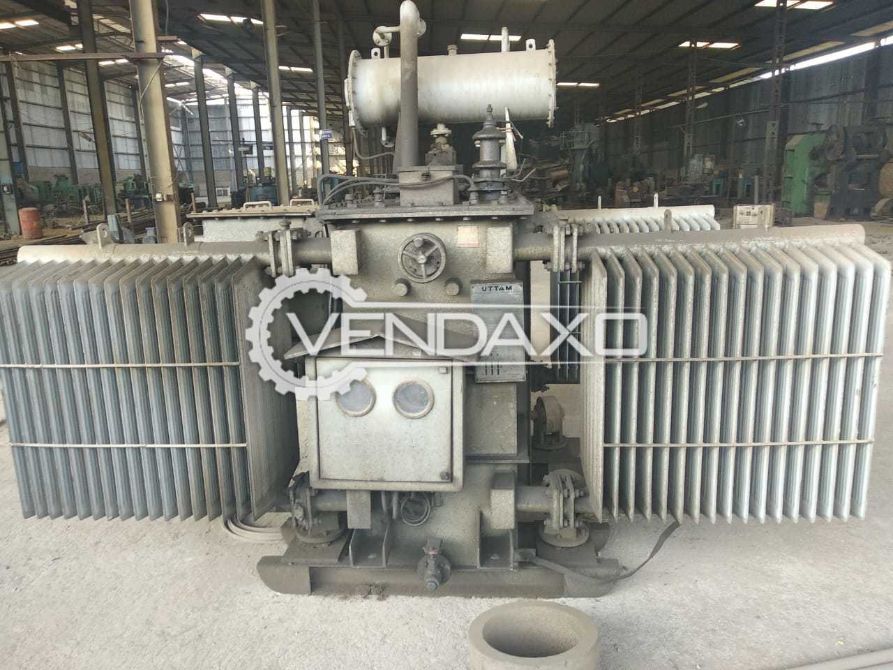 Uttam Bharat Make Transformer - Capacity : 1500 KvA