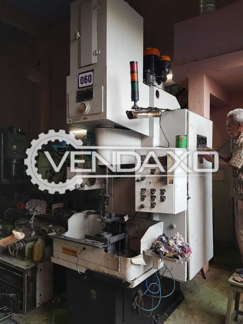 Gehring Make Honning Machine - Stroke : 600 mm