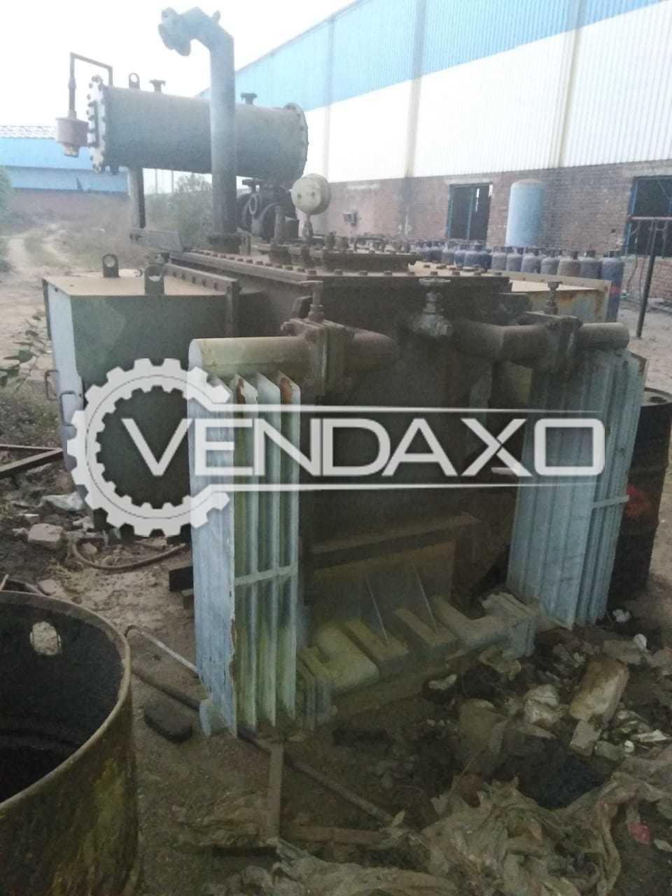 Melcon Make Transformer - Capacity : 630 KvA