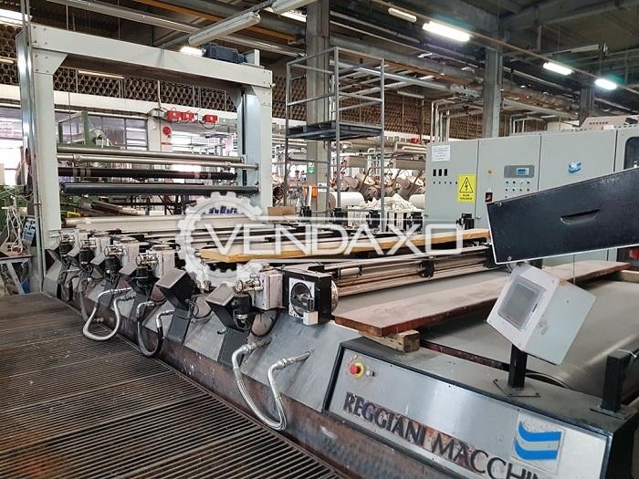 Reggiani Rotary Printing Machine - 1.8 Meter, 6 Color