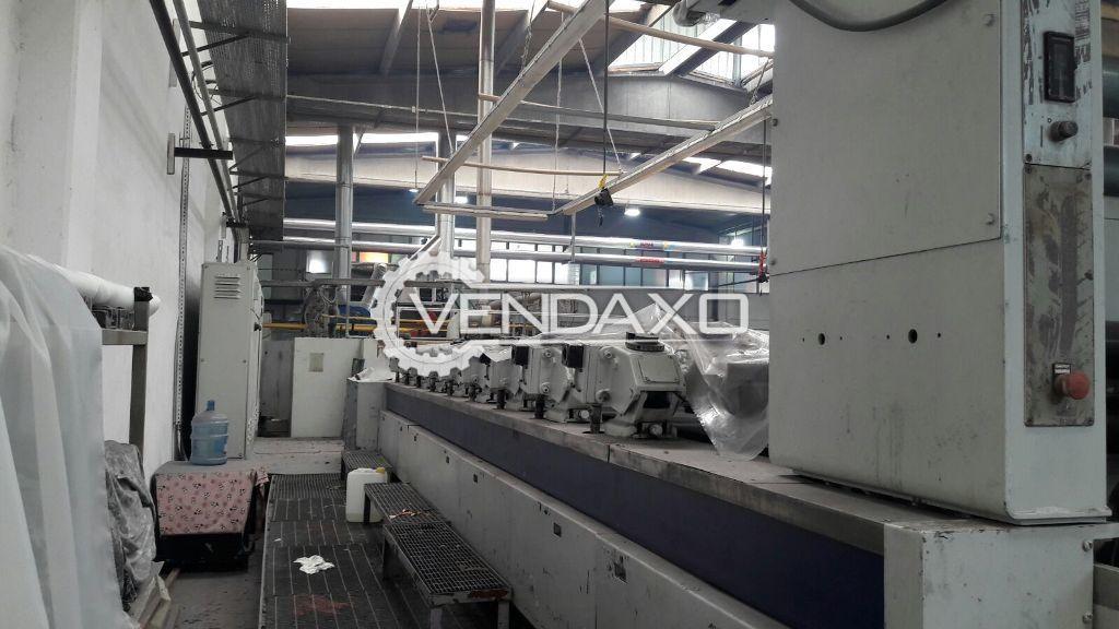 Reggiani Rotary Printing Machine - 2 Meter, 9 Color