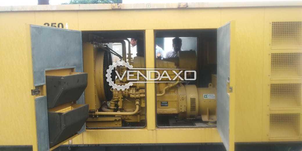 Leroy Somer Diesel Generator - 250 Kva