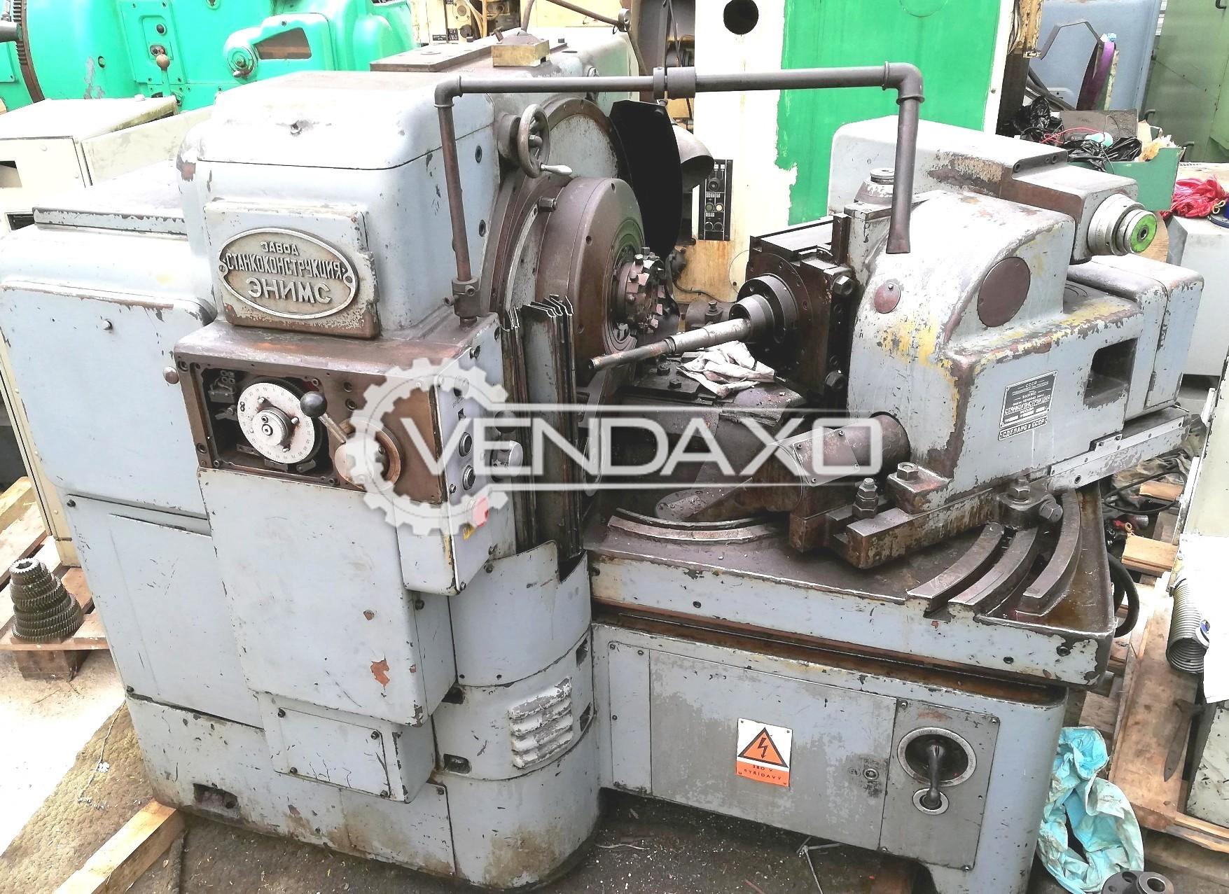 Saratov 252 Hypoid Spiral Bevel Gear Generator - Max. Gear Wheel Diameter : 500 mm