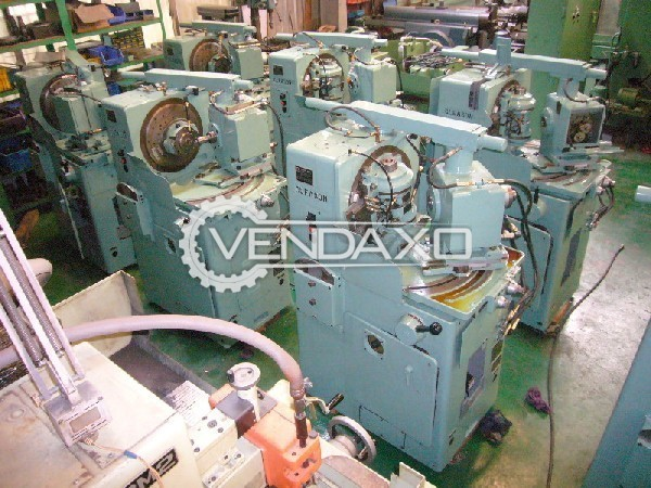 Gleason 102 Hypoid Spiral Bevel Gear Generator - Max. Wheel Diameter : 500 mm