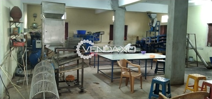 Avaialble For Sale Used Cashew Processing Plant