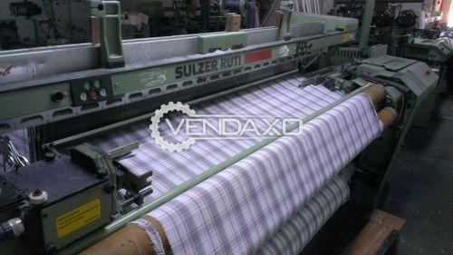 Sulzer G-6200 Loom Machine - 220 CM, 4 Color