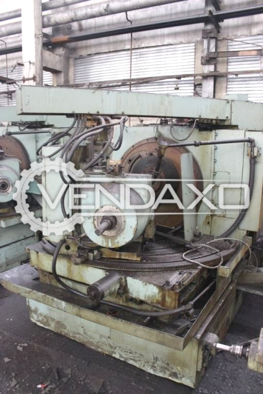 Russian CT 280.022 Hypoid Spiral Bevel Gear Generator - Conical Distance : 360 mm