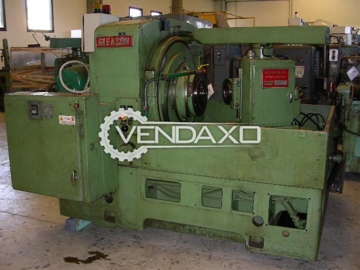 Gleason 106 Hypoid Spiral Bevel Gear Generator - Max. Cone Distance : 107 mm