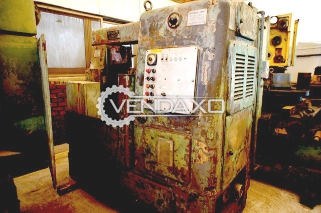 Mitsubishi Lorenz FP 250 Gear Hobbing Machine - Max. Diameter : 250 mm
