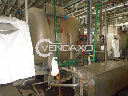 Sclavos Venus-HT-2 Fabric Dyeing Machine - 3600 Kg