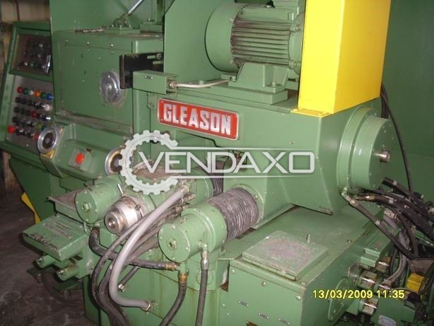 Gleason 514 Gear Lapper Mchine - Max Gear Diameter : 266 mm