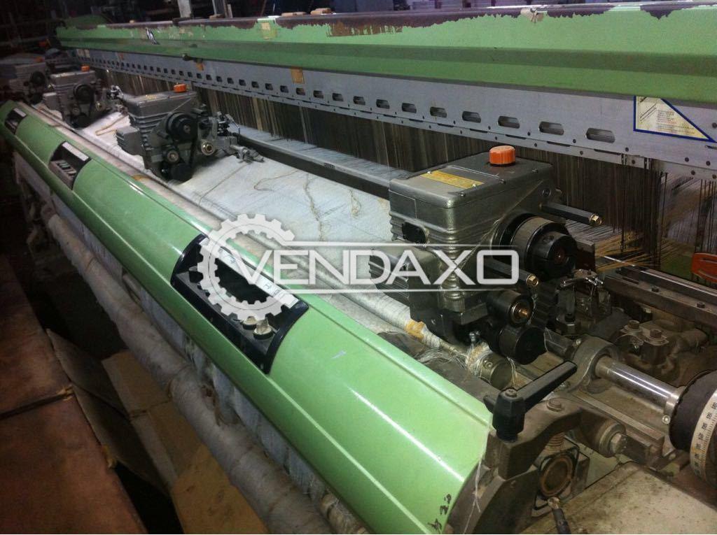 2 Set OF Somet Alpha Rapier Loom Machine - Width - 3600 & 4000 mm