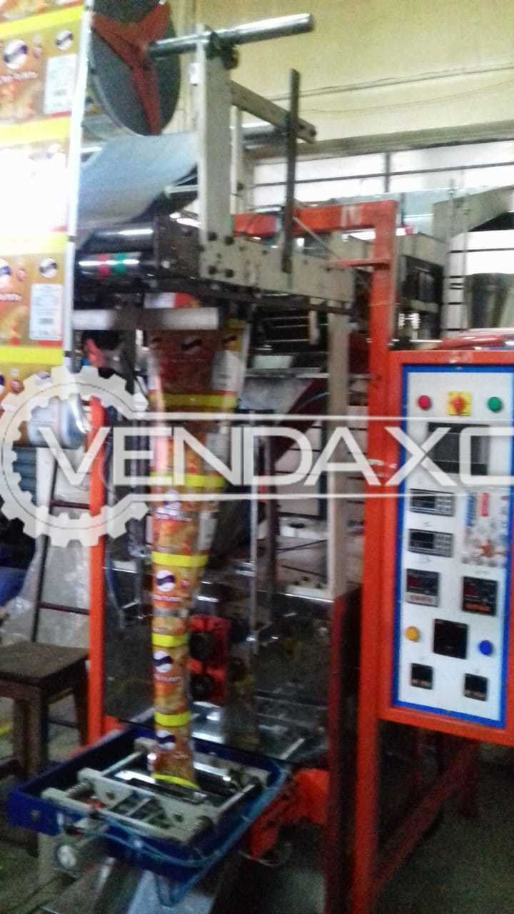 For Sale Used Zigma International Make Complete Food Machinery Plant