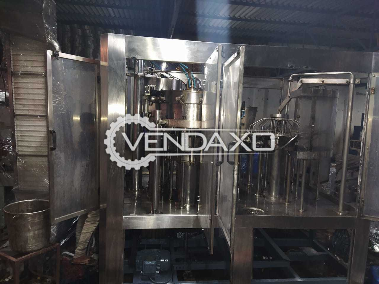 For Sale Used Soft Drink and Juice Plant