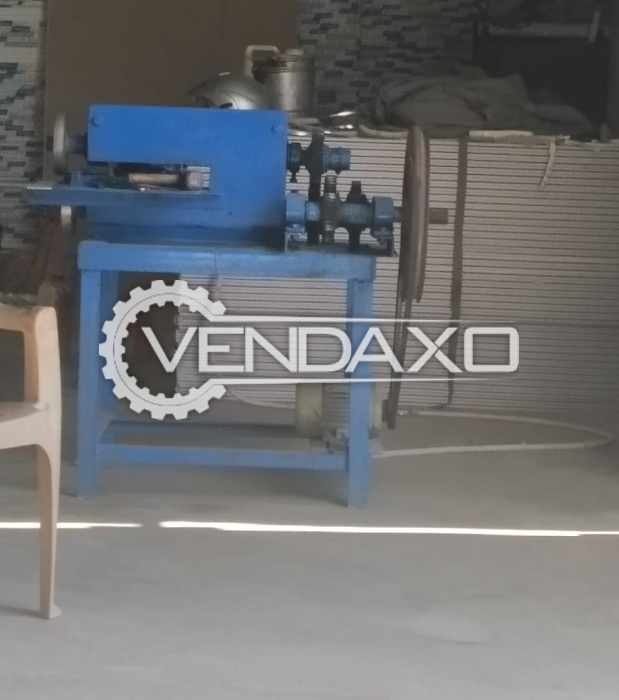 For Sale Used G.P Sheet Cutter Machine With 4 Motors