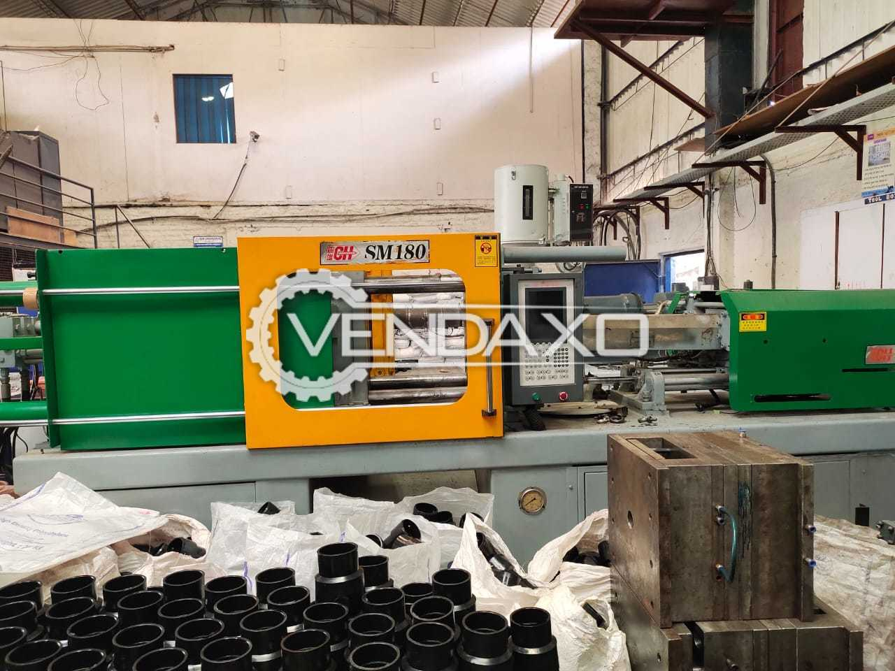 Chen Hsong SM 180 Injection Moulding Machine - 180 Ton