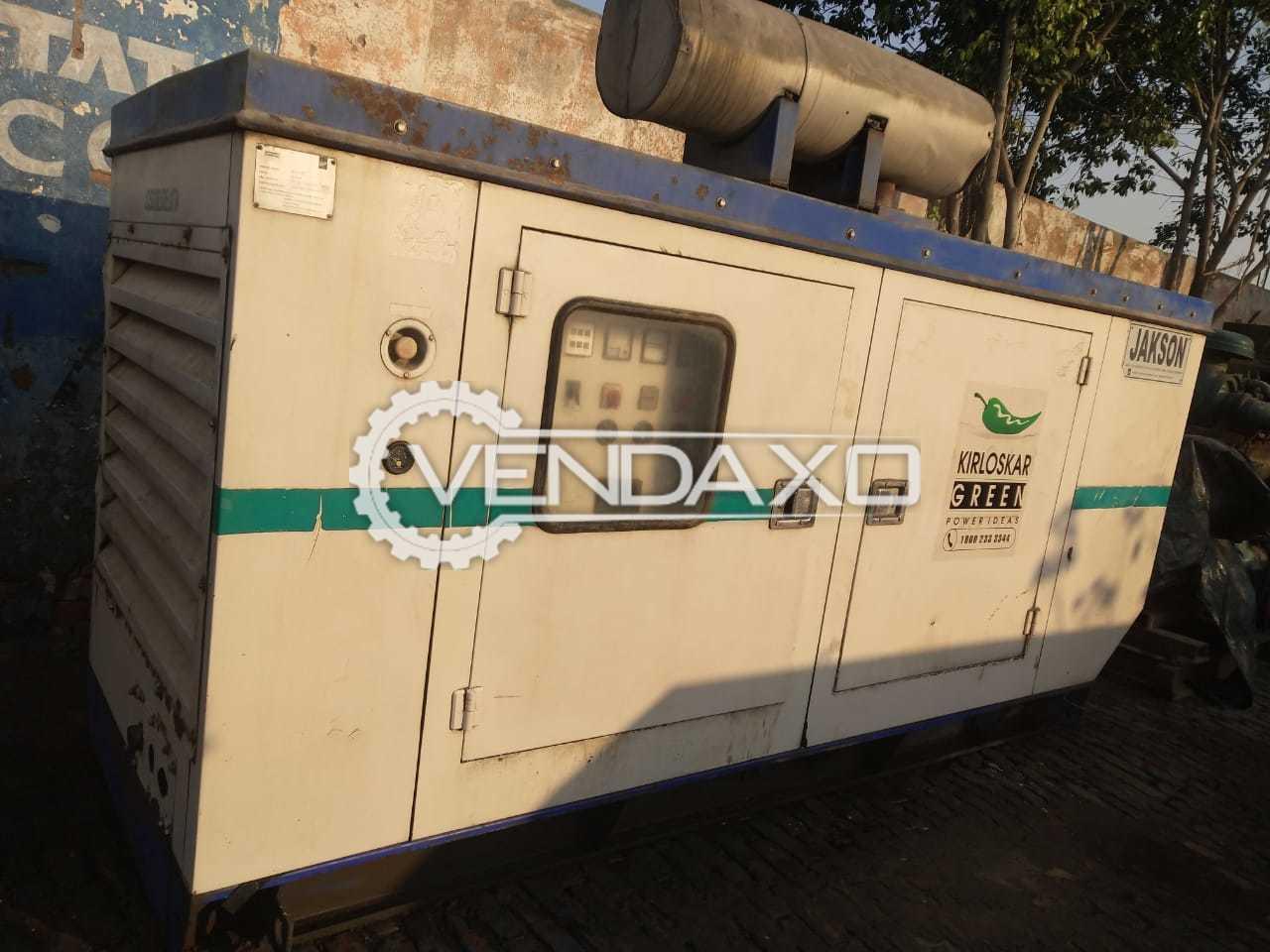 Kirloskar Green Diesel Generator - 160 Kva