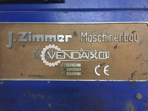 Zimmer Rotary Printing Machine - 180 CM, 16 Colour