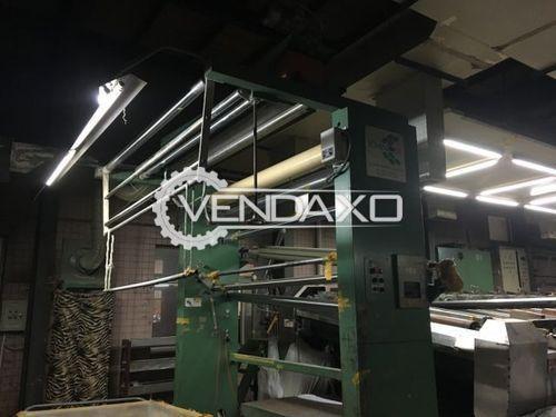 Ichinose Rotary Printing Machine - 200 CM, 12 Colour