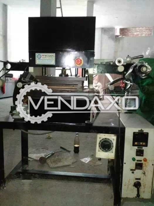 Pneumatic Hot Stamping Printing Machine With Compressor