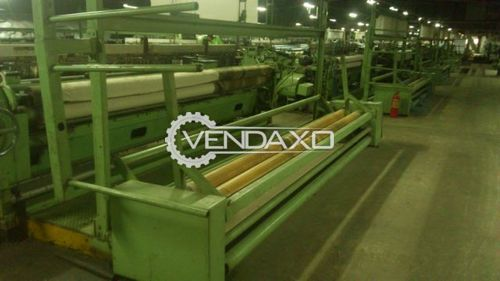 "Sulzer PU-153 Loom Machine - 153"""