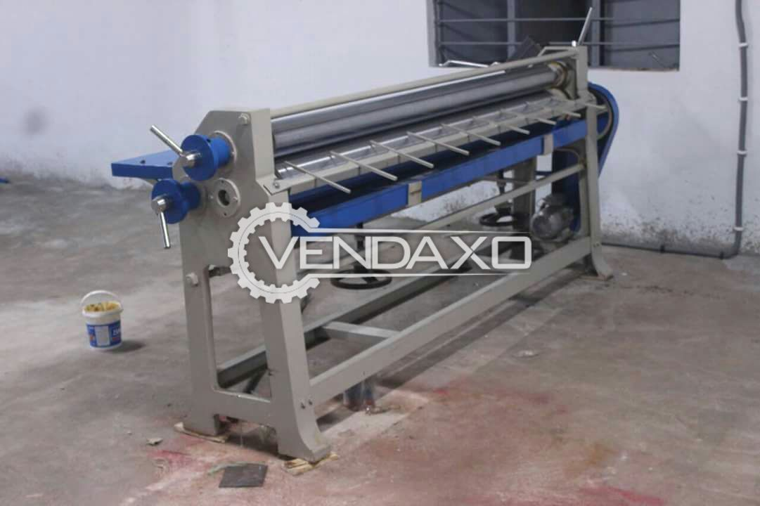 For Sale Used Paper Corrugated Box Making Machine
