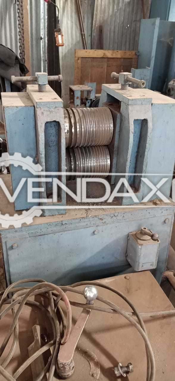 Indian Make Wire Drawing Machine - Capacity : 6 mm to 2.5 mm