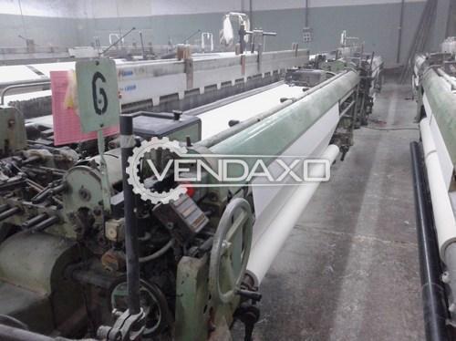 "Sulzer TW-11 Looms Machine - 153"""