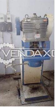 SEMIYA & NOODLES Extruder Machine - 2 Ton