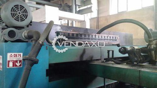 Ehwha Stenter Machine - 260 CM