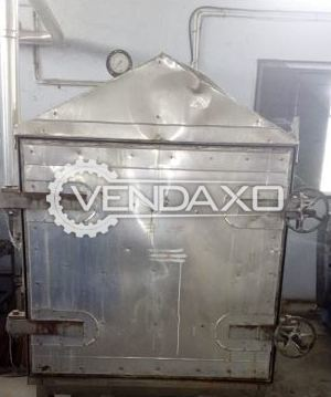 For Sale Used Cooker - 500 KG