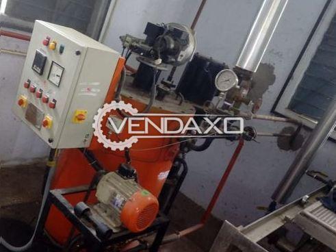 Gas Fired Non IBR Steam Boiler - 500 KG