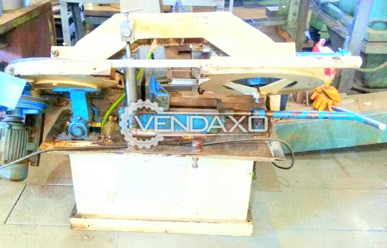 Indian Make Bandsaw Machine - Diameter : 200 mm
