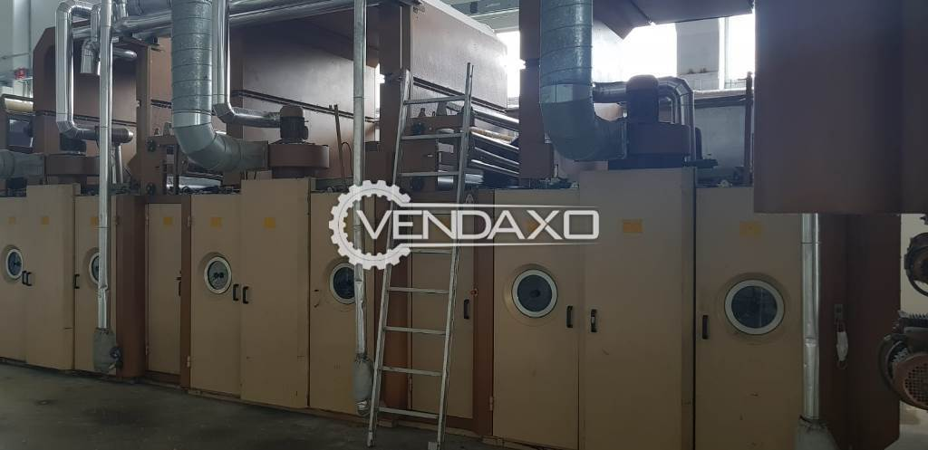 Anglada Turbang Tumble Dryer Machine - Width - 2.60 Meter, 2007 Model