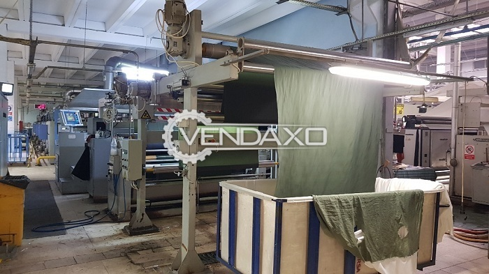 Shaoyang Stenter Machine - Width - 2 Meter