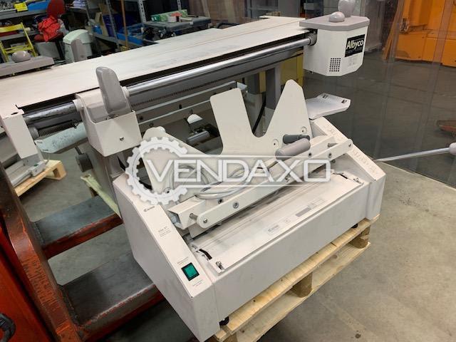 Fastbind Elite XT Manual Perfect Binder Machine - 320 x 455 mm