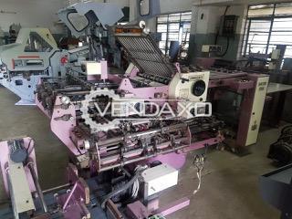 Shoei Paper Folding Machine - Size - 25 x 35 Inch